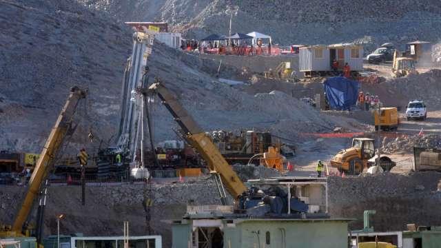 阿富汗礦藏價值逾1兆美元 中國欲從中分得一杯羹(圖片:AFP)