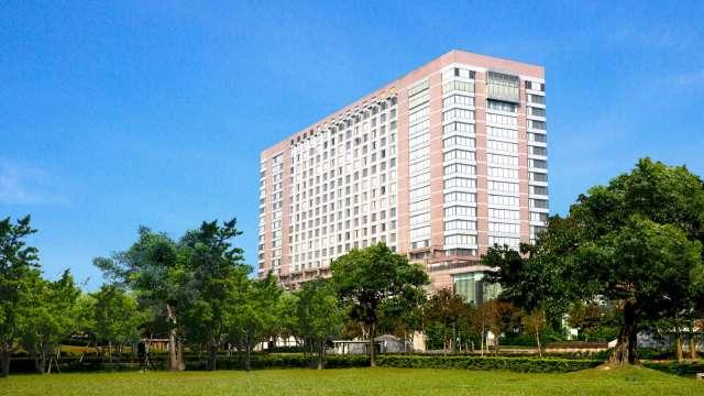 台北晶華酒店靠減班減薪不裁員苦撐。(圖:晶華提供)