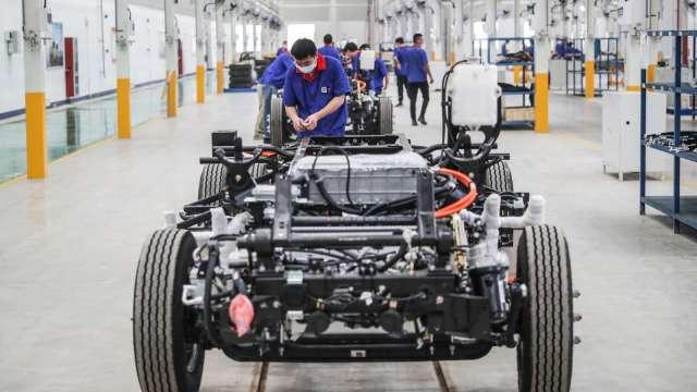 輪胎巨頭9月啟動新一波漲價。(圖:AFP)