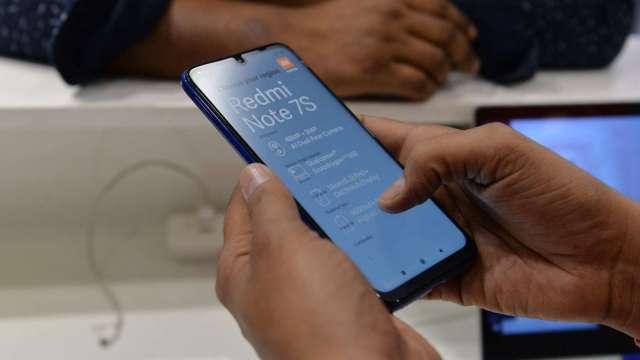 Counterpoint:2021年印度5G手機出貨年增逾八倍 上看3200萬支(圖片:AFP)