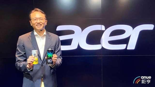 宏碁陳俊聖:PC產業開根號反轉,今年將再推兩家子公司上市櫃。(鉅亨網資料照)