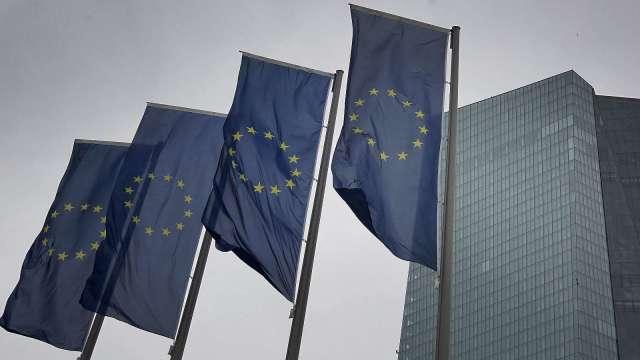 歐元區8月綜合PMI降至59.5 略低於市場預期(圖片:AFP)