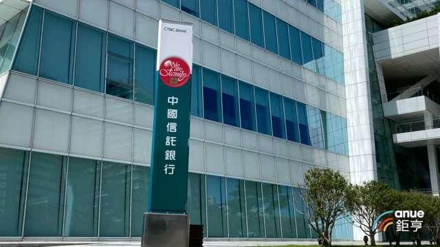 領先國銀 中國信託首創境內外幣結構型金融債券上櫃倒數。(鉅亨網資料照)