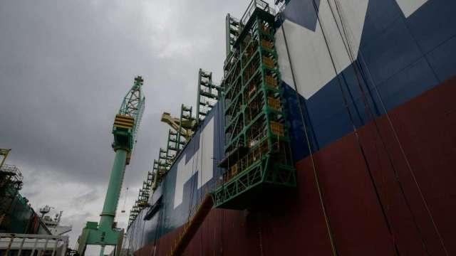 薪資談判陷入僵局 南韓船運公司HMM工會擬罷工(圖:AFP)