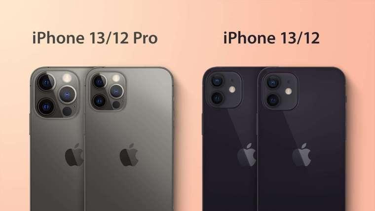 上月美國 iPhone 12 為蘋果手機暢銷王,iPhone 12 Pro Max 和 iPhone 12 Pro 位居第二 (圖片:AFP)