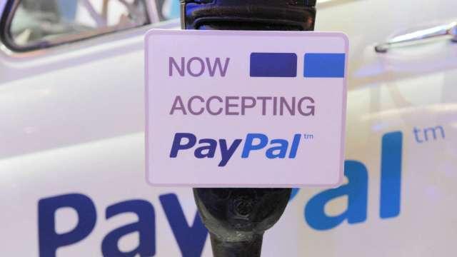 PayPal看好加密貨幣前景 進軍英國市場(圖片:AFP)