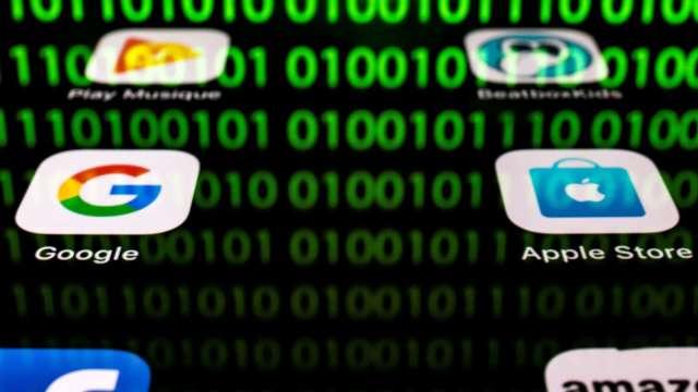 南韓可能禁止蘋果與Google向軟體商抽佣 創全球首例(圖:AFP)