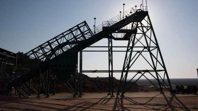 減低對中依賴 傳歐盟計畫擴產本地稀土磁鐵(圖片:AFP)