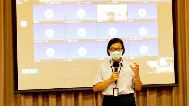 環球晶董事長徐秀蘭。(圖:環球晶提供)