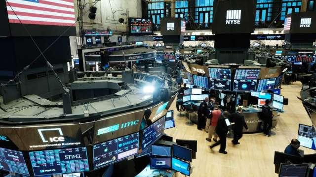 GameStop等迷因股飆升 標普那指改寫新高 (圖片:AFP)