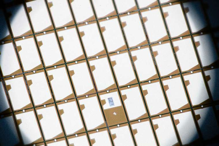 因應晶片供需失衡問題,增產成首要目標 (圖片:AFP)