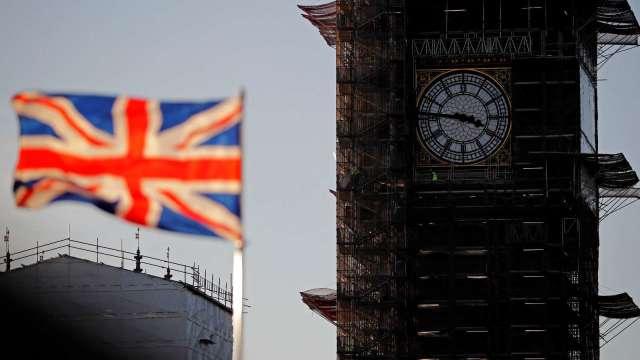 英國8月零售銷售額 創下近7年來最大增幅(圖片:AFP)