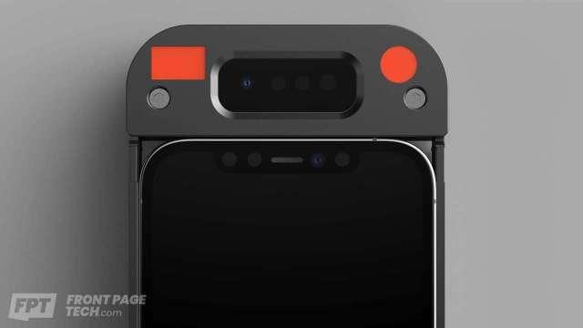 達人爆料iPhone 13 Face ID大升級 果迷將能戴口罩解鎖 (圖片:翻攝Appleinsider)