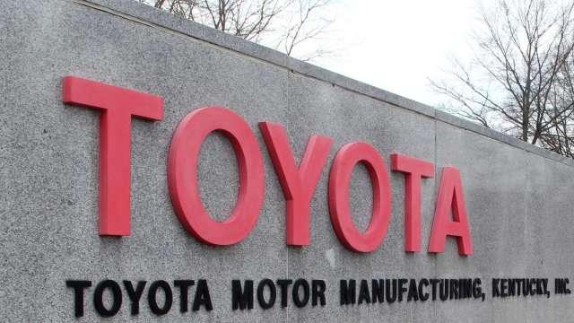 豐田2023年起在美國生產燃料電池模組 推卡車電動化 (圖片:AFP)