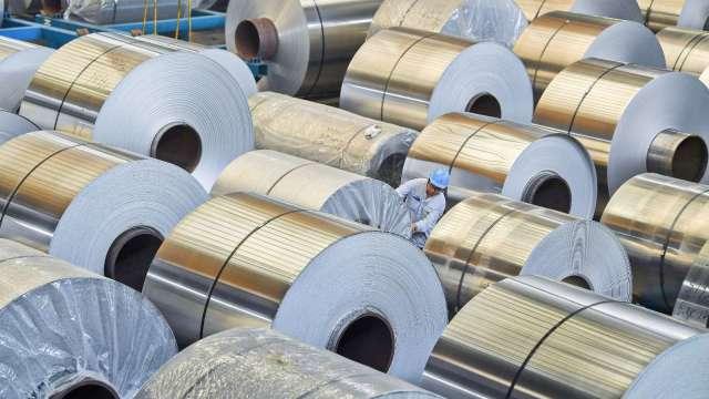 需求放緩 歐洲鋼鐵價格料見頂(圖片:AFP)