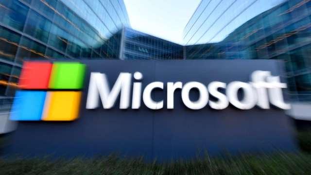 微軟雲端資料庫爆資安漏洞 已通知數千家客戶 (圖片:AFP)