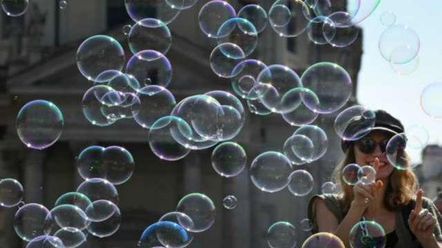 投資專家:Fed正吹起又一個房地產泡沫 (圖片:AFP)