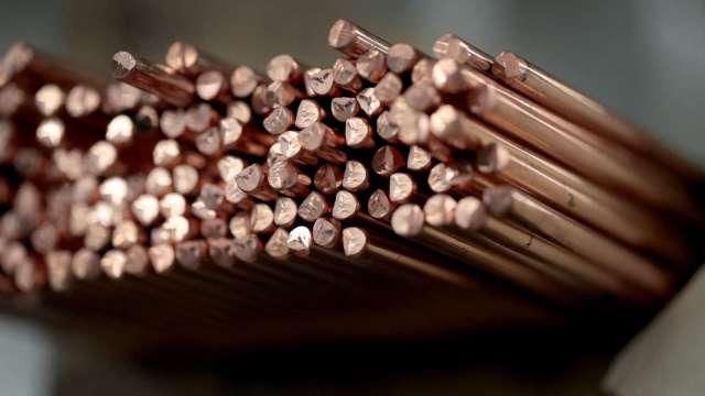 大宗商品價格反彈將至!Jefferies:投資者可操作這幾檔 (圖片:AFP)
