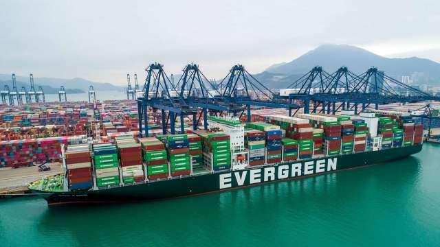 亞系外資看好第三季之後海運業者獲利仍存在上漲空間。(圖:長榮提供)