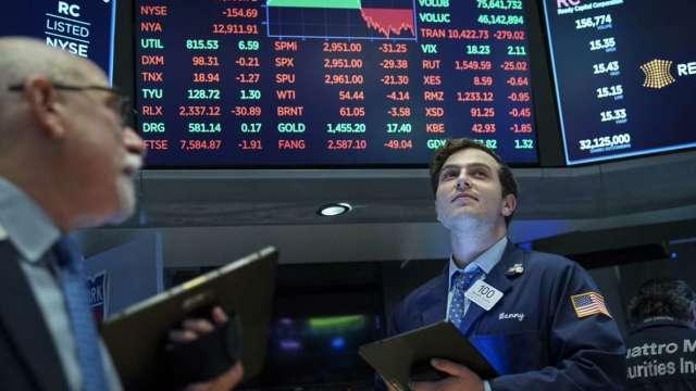 鴿派+預算案利多 全球股市創新高。(圖:AFP)