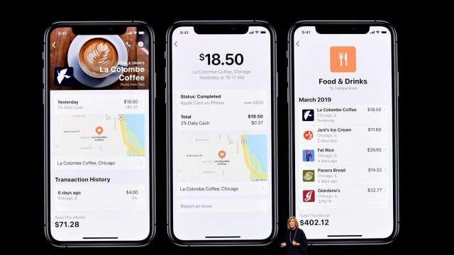 澳洲當局考慮制定新法 以加強蘋果等數位支付服務的監管(圖片:AFP)