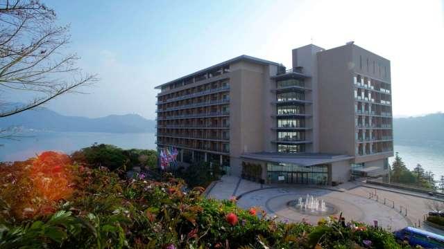 雲品溫泉酒店。(圖:雲品提供)