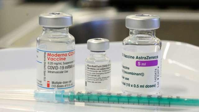 印度新冠疫苗生產擴大 可望於數月內重啟出口 (圖片:AFP)