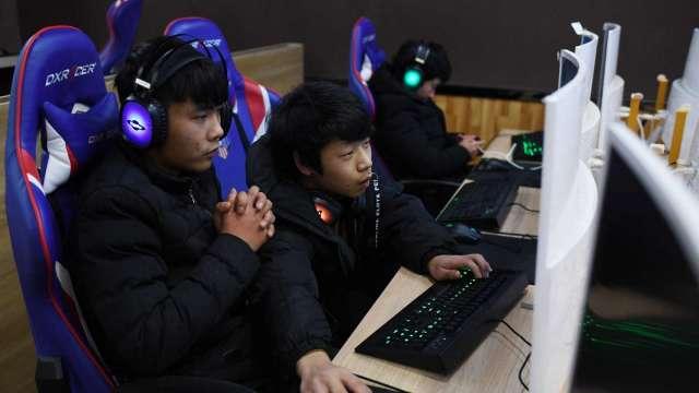 中國再收緊未成年人網路遊戲監管 網易美股盤前挫逾7%(圖:AFP)