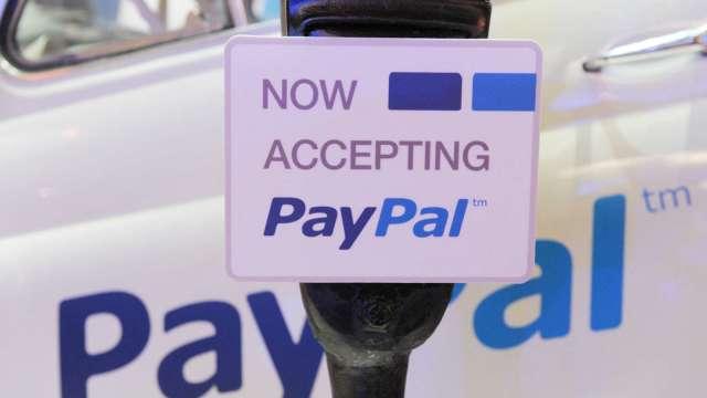 PayPal傳將推出線上股票交易平台 由券商老將掌舵 (圖片:AFP)