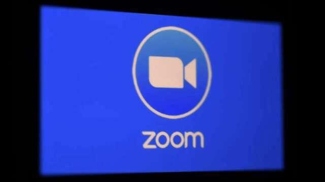 〈財報〉Zoom營收成長降溫 盤後重挫12% (圖:AFP)