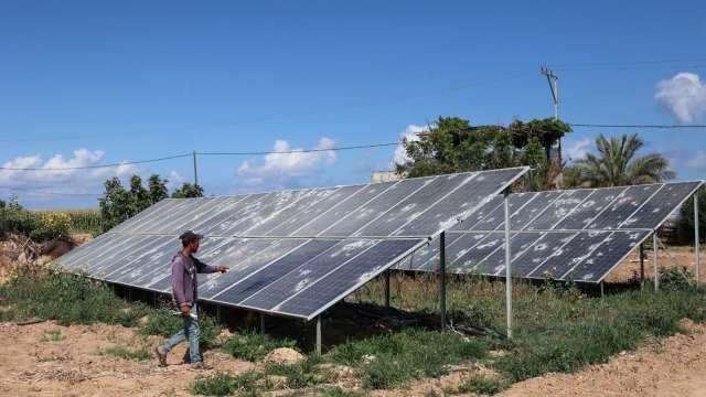 路透:拜登擬削減公有土地取得成本 促進潔淨能源項目投資 (圖:AFP)