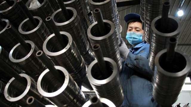 國際鋁價衝上10年新高 生產及供應鏈狀況引發擔憂(圖:AFP)