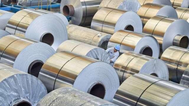 河靜鋼廠傳封廠 台塑:僅加強預防性管制 並未封廠。(圖:AFP)