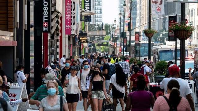 調查:企業CEO對全球經濟前景信心回復至疫情前水準(圖片:AFP)