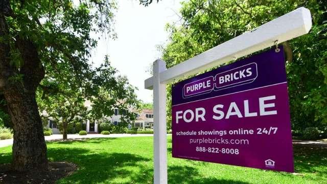 美國20個主要城市6月房價漲幅破紀錄 房租也快速攀高(圖:AFP)
