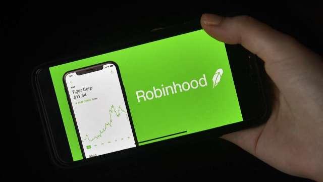 羅賓漢App擬推金融新功能 企圖與PayPal搶市(圖片:AFP)