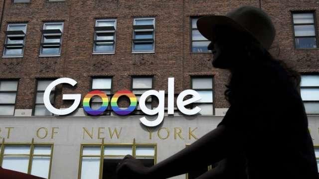 美國司法部磨刀霍霍 Google傳再面臨反壟斷訴訟 (圖:AFP)