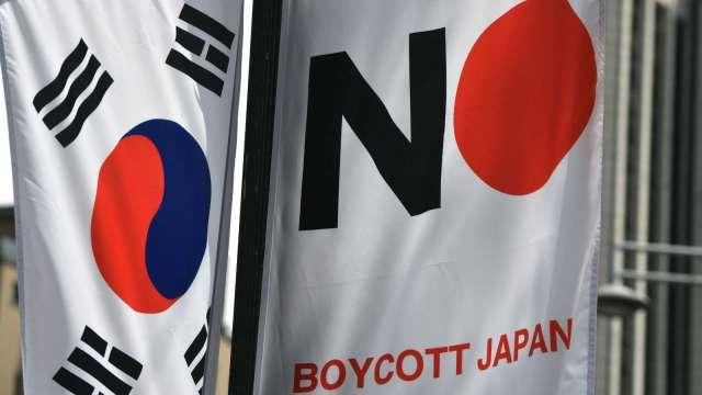 日本美妝DHC撤出南韓 疑與一連串反韓言論有關 (圖片:AFP)