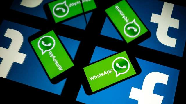 WhatsApp違反歐盟個資法 苦吞2.25億歐元罰單 (圖:AFP)
