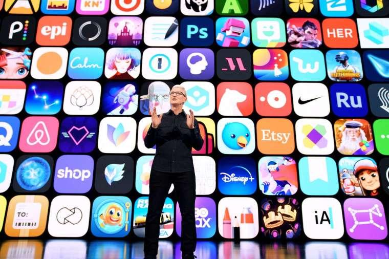 蘋果鬆綁 App Store 付款限制 (圖片:AFP)