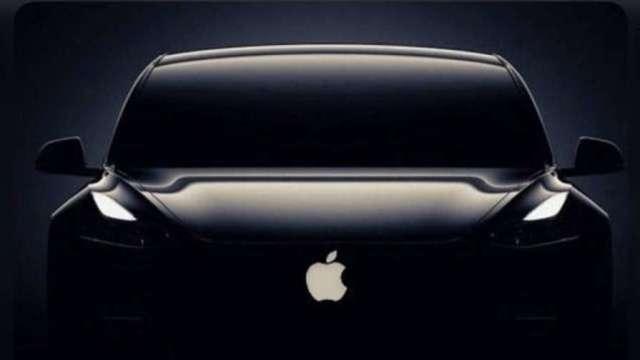 Apple Car傳2024年量產 已造訪日韓廠商 (圖片:AFP)