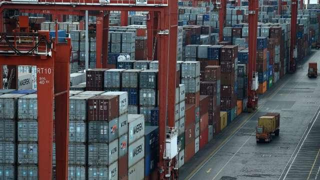 進口需求減弱 美國7月貿易逆差收窄(圖片:AFP)
