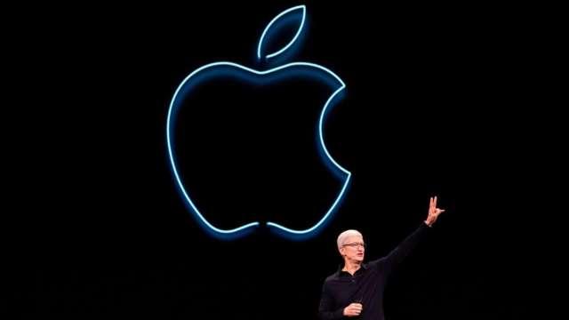 蘋果VR/AR眼鏡可能無法單獨使用 需與iPhone配對 (圖:AFP)