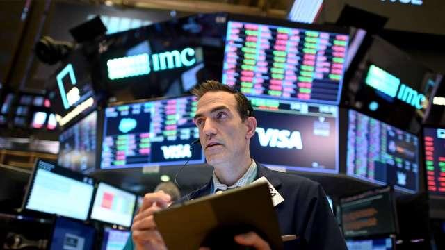 市場關注非農就業數據 美股期貨走升(圖片:AFP)