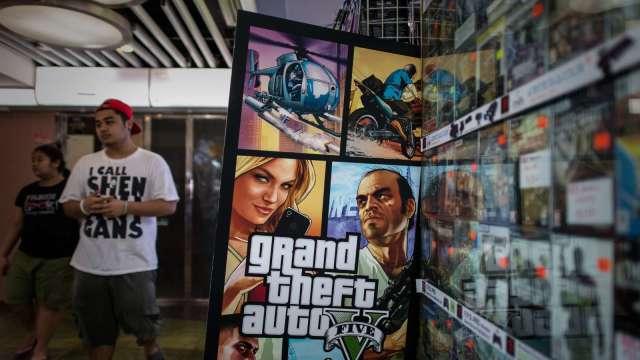 京東下達禁售令 動物森友會、GTA系列在內87款熱門遊戲入列(圖:AFP)