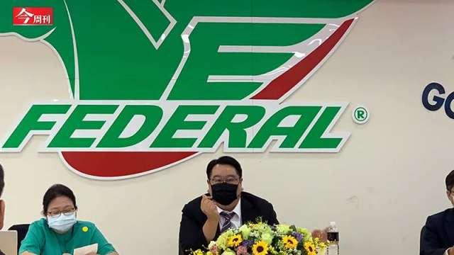 泰豐董事長馬述健。(圖:今周刊)