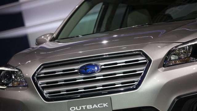 缺料問題嚴重 Subaru延長停工期間 (圖片:AFP)