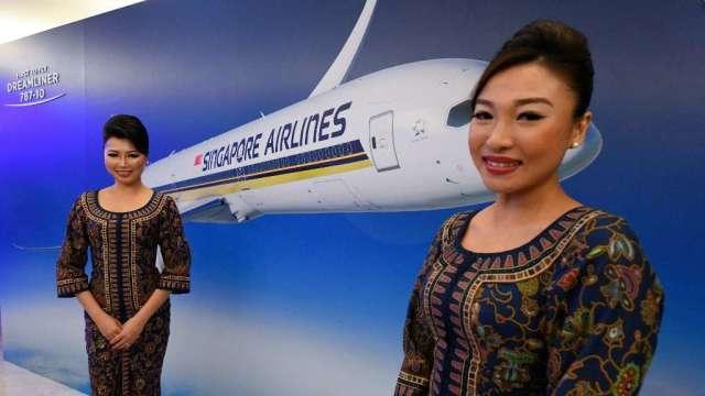 新加坡宣布解除波音737MAX的飛行禁令(圖:AFP)