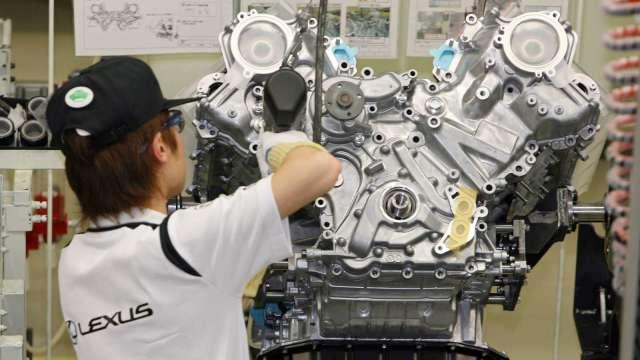 調查:日本7成製造業受材料短缺影響 製造成本出現上揚 (圖片:AFP)