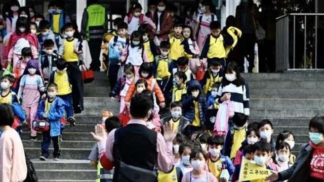 新北幼兒園染疫擴大 若為Delta變異株餐廳內用全面取消。(圖:AFP)
